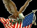 American Flag & Eagle - 439 x 433.pmg