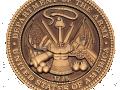 Army Logo - Brass 1783 x1800