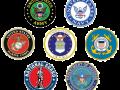 Military Logos Group 2 - 1104 x 948