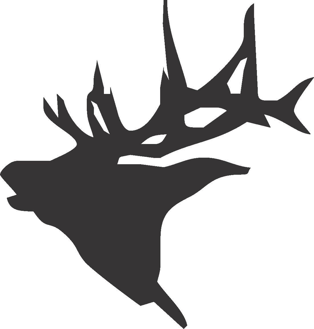 elk-head-silhouett-6