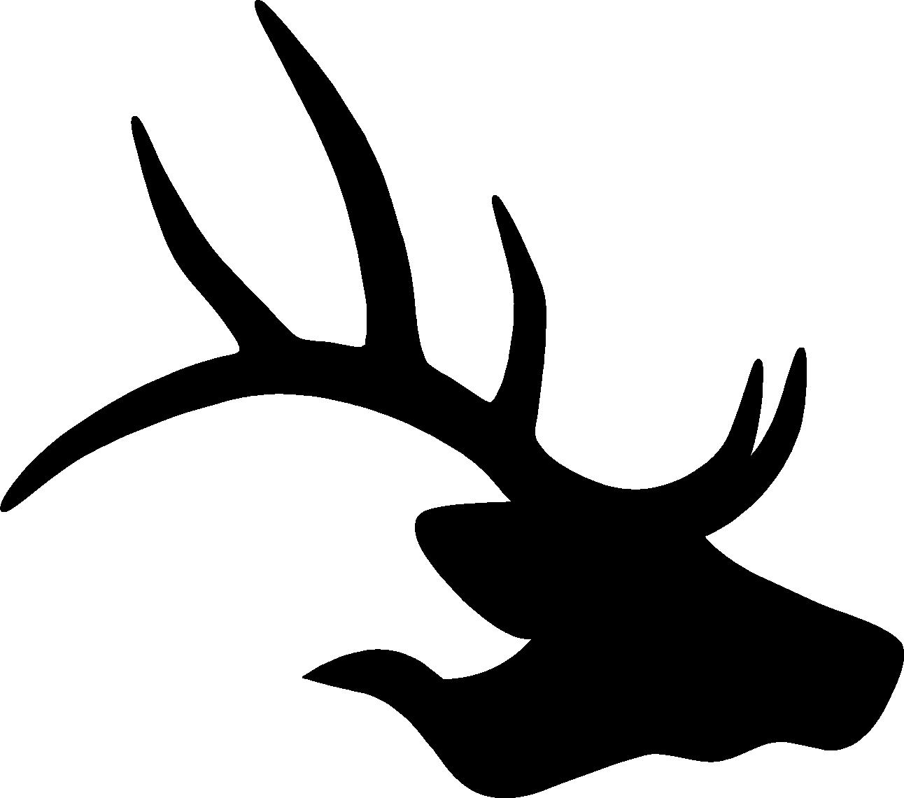 elk-head-silhouett-7