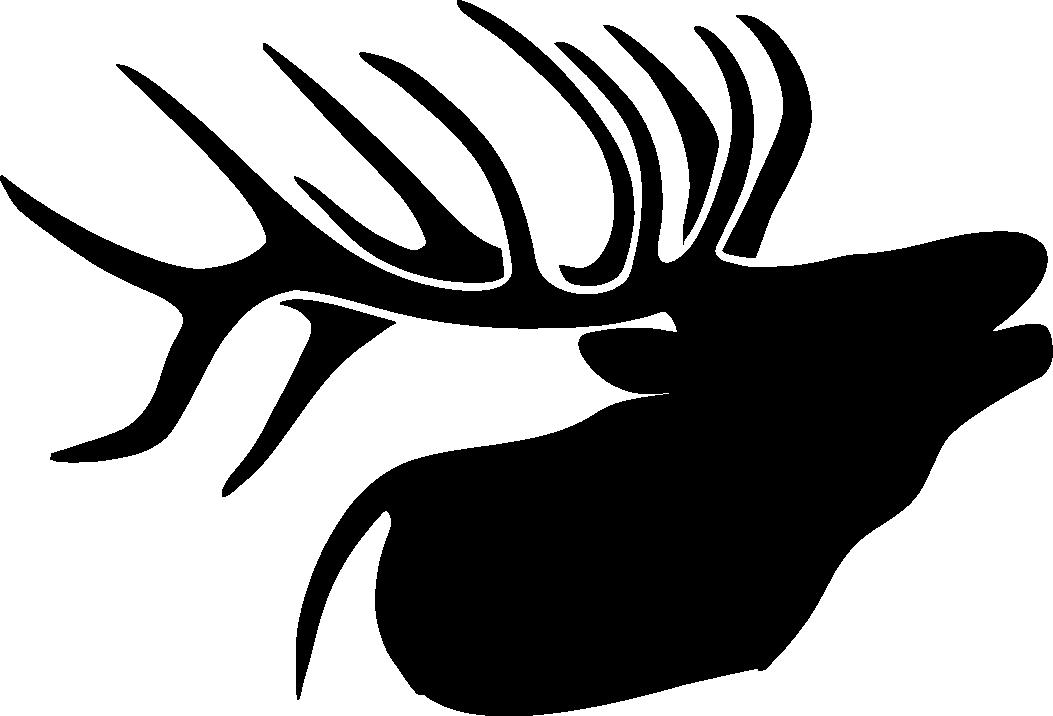 elk-head-silhouett5