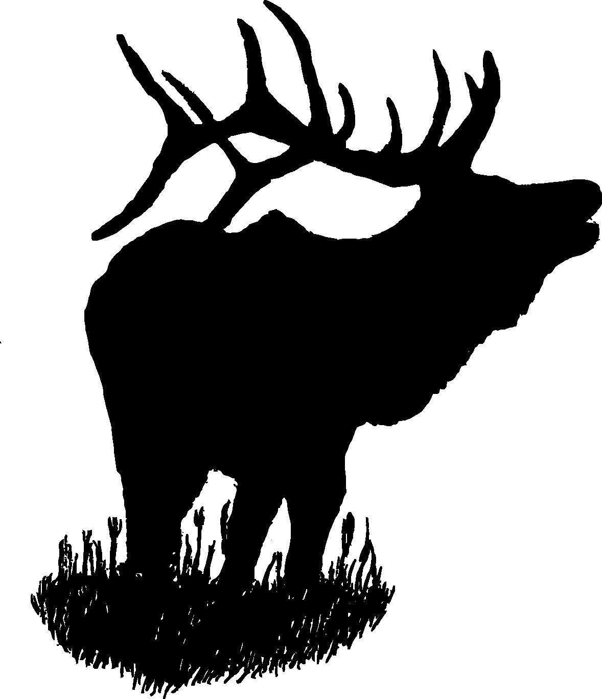 elks-silhouette-10