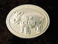 CHEMPI 52Club Pin