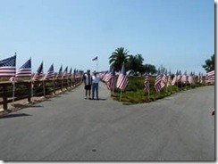 Huntinton Beach Field of Honor