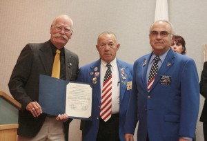 Ridgecrest Veterans Proclamation