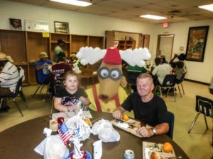 Local Elks Helping in the community