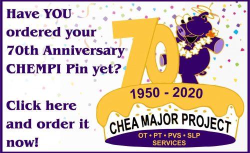 70 Year Pin