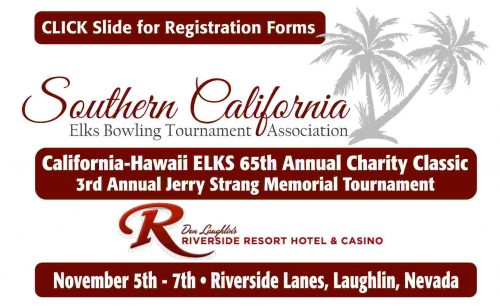 Bowlers Southern Cal Elks Bowling