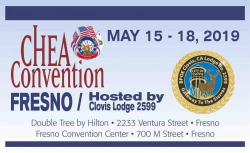 CHEA Conv. 2019 - Fresno